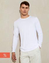 Long Sleeve Tri-Blend T
